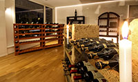 Weinregal Showroom
